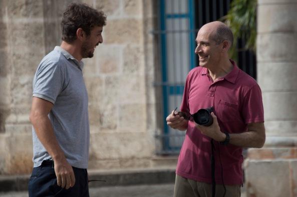 Weekend in HavanaDaniel de la Regata restoration architect with Geoffrey Baer at Plaza de la CatedralPhoto WTTW and Brian Canelles.jpeg